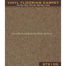Thảm dán sàn vinyl ST2105