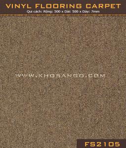 Thảm dán sàn Vinyl FS2105