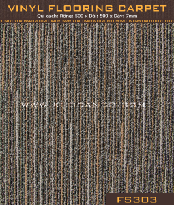 Vinyl Flooring Carpet FS303