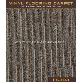 Vinyl Flooring Carpet FS303