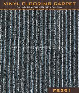 Vinyl Flooring Carpet FS391