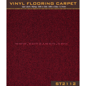 Vinyl Flooring Carpet ST2112