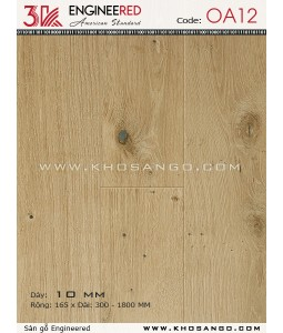 3K wood flooring Engineered OA12