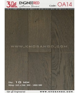 3K wood flooring Engineered OA14