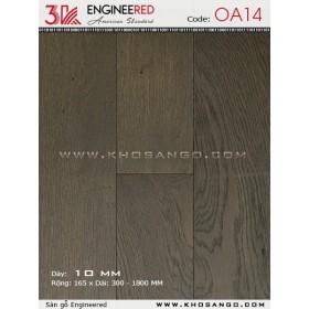 Sàn gỗ 3K Engineered OA14