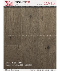 3K wood flooring Engineered OA15