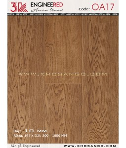 3K wood flooring Engineered OA17
