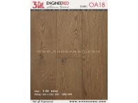 Sàn gỗ 3K Engineered OA18