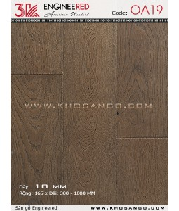 3K wood flooring Engineered OA19