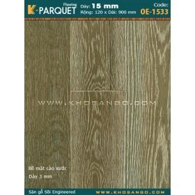 Sàn gỗ Sồi Engineered OE-1533