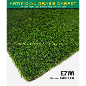 Artifical Grass Carpet E7M-Green