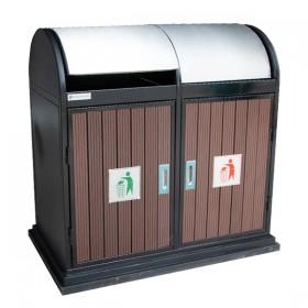 Recycle bin outdoor TRD03-GI