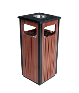 Recycle bin outdoor TR01-DG