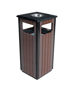 Recycle bin outdoor TR01-GI
