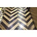 Sàn gỗ Tràm Bông Vàng Xương Cá