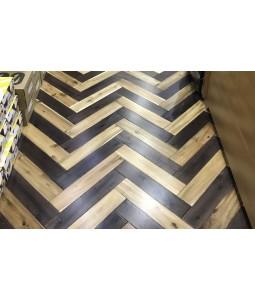 Acacia solid Herringbone flooring