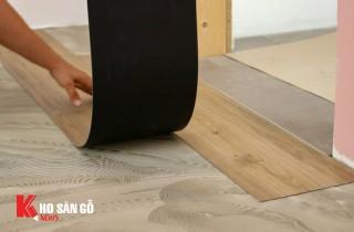 Hướng dẫn thi công và lắp đặt sàn nhựa vân gỗ (giả gỗ)