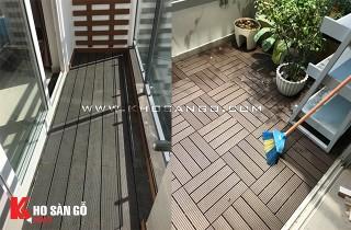 Kho sàn gỗ Sài Gòn giá rẻ tại TPHCM