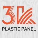 3K plastic panels