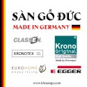 Germany laminated flooring