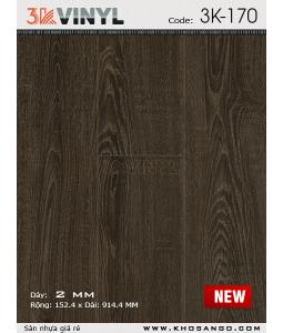 3K Vinyl Flooring K170