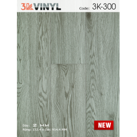 Sàn nhựa 3K Vinyl K300