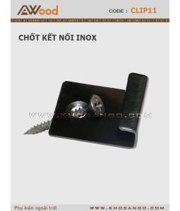 Clip Inox CLIP11
