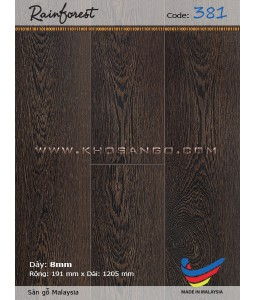 RainForest Flooring 381