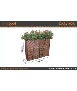 Flower pot Type CH162-2