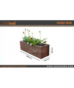 Flower pot Type CH162-3