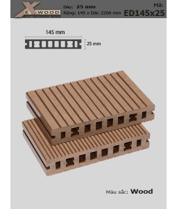 Sàn gỗ Exwood ED145x25-wood