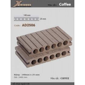 Sàn gỗ Exwood AD2506-coffee