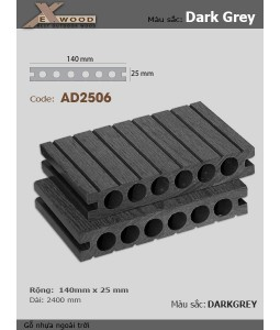 Exwood Decking AD2506-darkgrey
