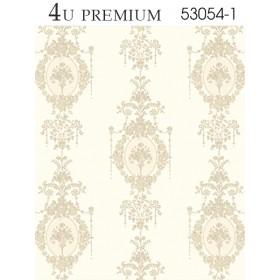 Giấy dán tường 4U Premium 53054-1