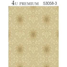Giấy dán tường 4U Premium 53058-3