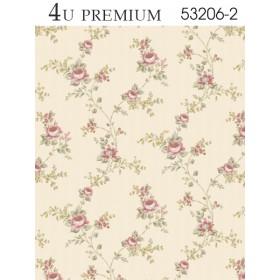 Giấy dán tường 4U Premium 53206-2