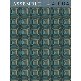 Giấy dán tường Assemble 40100-4