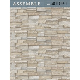 Giấy dán tường Assemble 40109-1