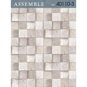 Giấy dán tường Assemble 40110-3