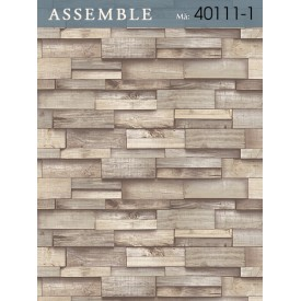 Giấy dán tường Assemble 40111-1