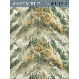 Giấy dán tường Assemble 40113-2