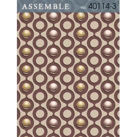 Giấy dán tường Assemble 40114-3