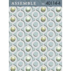 Giấy dán tường Assemble 40114-4