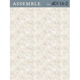 Giấy dán tường Assemble 40116-2