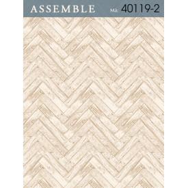 Giấy dán tường Assemble 40119-2