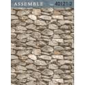 Giấy dán tường Assemble 40121-2