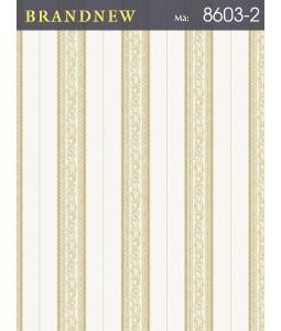 BRANDNEW Wall Paper 8603-2