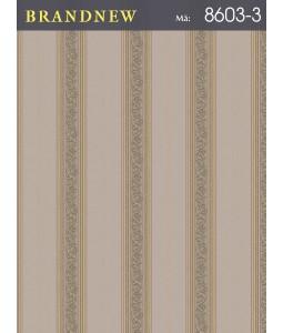 BRANDNEW Wall Paper 8603-3