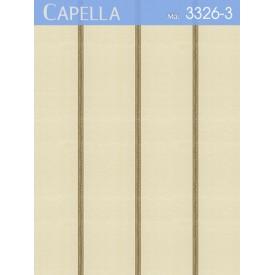Giấy dán tường Capella 3326-3