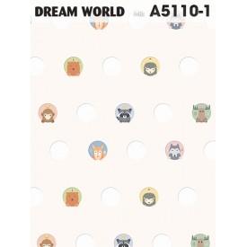 Giấy dán tường Dream World A5110-1